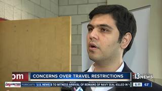 Travel ban concerns UNLV international students