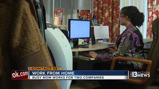 CONTACT 13: Possibilities for working from home