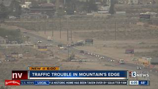 TRAFFIC TROUBLES: Issues in Mountain's Edge