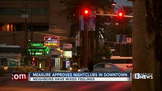 Neighborhood torn regarding possible nightclubs