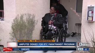 YOU ASK: Cancer survivor can't ride paratransit