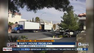 YOU ASK: Party house ongoing issue for neighbors