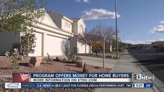 Program offers money for home buyers