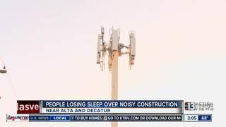 YOU ASK: Noisy crews keeping neighbors awake