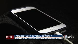 CONTACT 13: How to avoid phone battery trouble