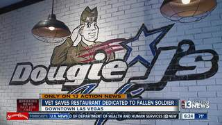 Soldier's restaurant lives on thanks to veteran