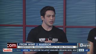 Wimp 2 Warrior competition