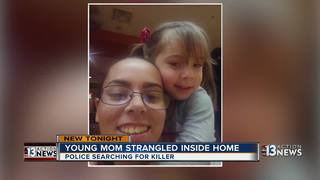 3-year-old girl discovers mom's body inside home