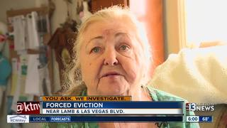 YOU ASK: Couple fights back against eviction