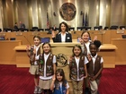 Feb. 15 declared Girl Scout Cookie Day