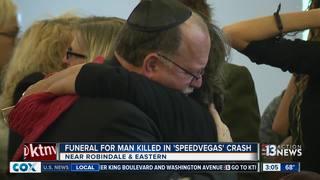 Funeral for SPEEDVEGAS instructor held Wednesday
