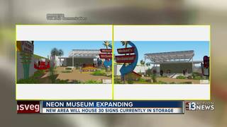 Renderings released for Neon Museum expansion
