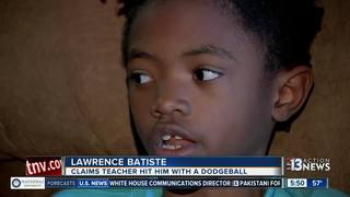TX mom wants coach who hit son with ball fired