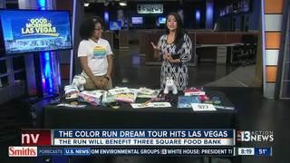 The Color Run hits Las Vegas