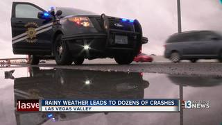 Rainy weather keeps troopers busy