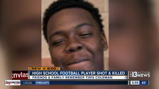 UPDATE: Teenager killed was football player