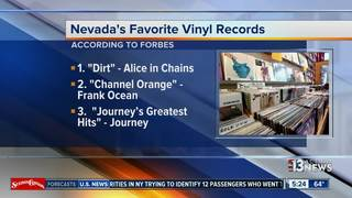 Purple Rain tops list of favorite vinyl records