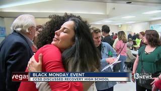 Black Monday event held Monday in Las Vegas