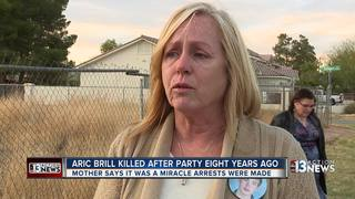 Mother speaks on 8th anniversary of son's murder