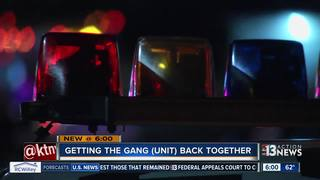 Community praising gang unit reinstatement