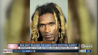 UPDATE: Mug shot for Sands Expo shooting suspect