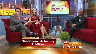 RideShare Attorney Hotline 2/22/17