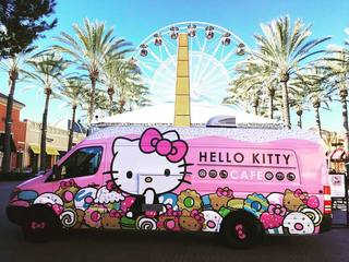 Hello Kitty Cafe Truck to stop in Las Vegas