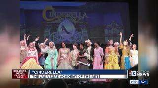 Las Vegas Academy of the Arts does 'Cinderella'