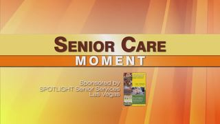 Senior Care Moment 2/23/17