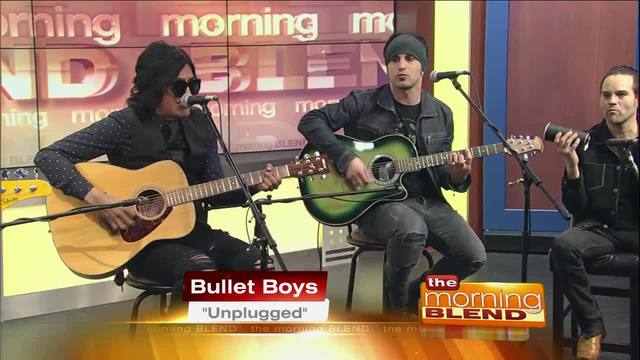 BulletBoys' Performance 2/24/17