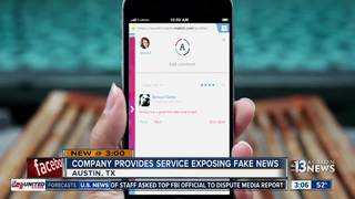 Couple creates web browser to fight fake news