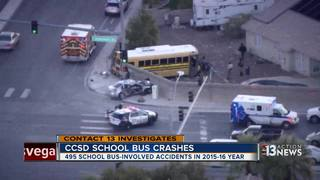 CONTACT 13: School bus safety investigated