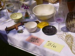 Community garage sale helps autism foundation