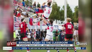 CCSD teaching students lessons through rugby