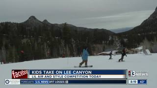 Lee Canyon hosts Lil Air and Show competition