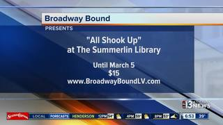 "Broadway Bound presents ""All Shook Up"" musical"