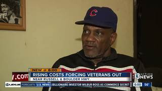 Veterans worried about rising costs at complex