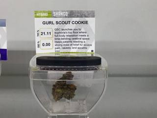 Parents upset with 'Gurl Scout Cookies' strain