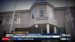 CONTACT 13: Bill introduced to help DV victims