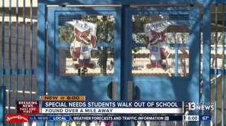 UPDATE: Answers after kids walk out of school