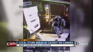 CAUGHT ON CAMERA: Cell phone thief wreaks havoc