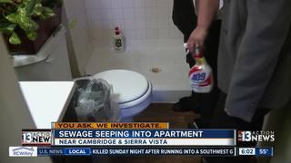 YOU ASK: Woman has plumbing problems