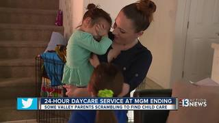 Daycare at MGM cuts 24-hour service for parents