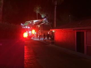 Complex management responds after multiple fires
