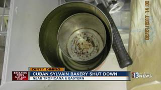 DIRTY DINING: Cuban Sylvain Bakery and much more