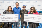 Driver Kyle Larson and Credit One Bank team up