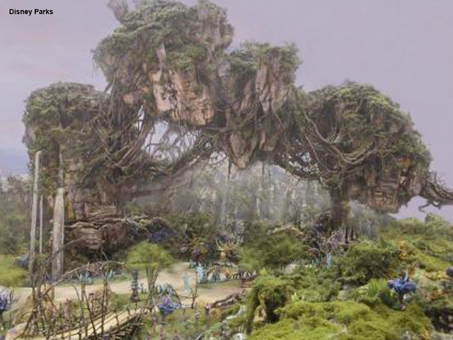 New details revealed for Disney's The World of Avatar