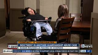 CONTACT 13: Another guardian charged with abuse
