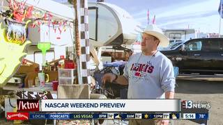 NASCAR Weekend gets underway at LVMS