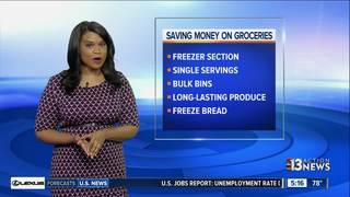 Tips on how to save money when grocery shopping